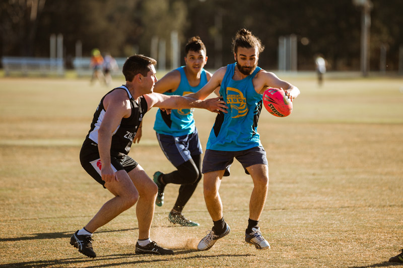 Mens Touch Football
