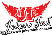 Jokers Ink Logo